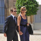 Laurence Ferrari officialise avec son mari... à la Garden Party de l'Elysée !