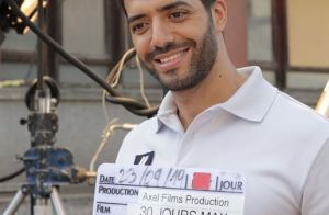 Tarek Boudali : Nouveau film avec un saut à la Tom Cruise