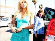 Quand Paris Hilton fait du shopping... elle ose le défilé dans la boutique !
