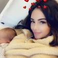 Nabilla et Thomas parents : les premières visites à la maternité le 13 octobre 2019.