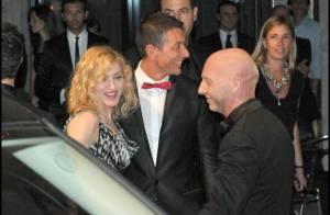 Madonna sur son 31 : en Italie, elle sort le grand jeu pour Jesus !