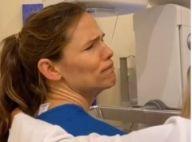 Jennifer Garner : Coquine, elle filme sa mammographie à l'hôpital