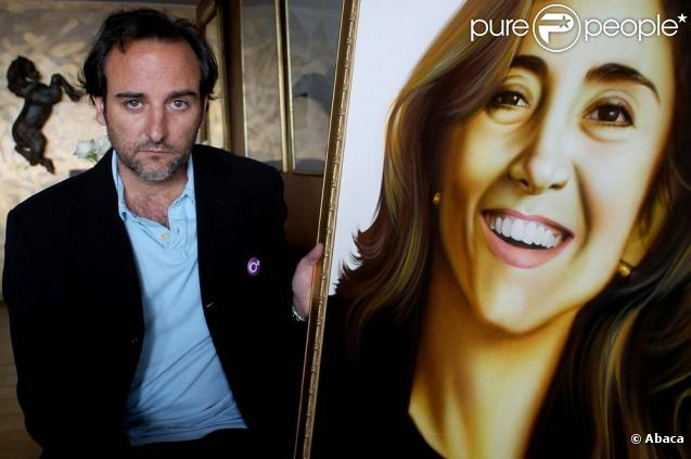 Juan Carlos Lecompte, ex-mari d'Ingrid Betancourt