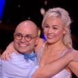 Yoann Riou et Emmanuelle Berne - Danse avec les stars saison 10, le 12 octobre 2019