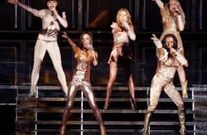 Les Spice Girls renoncent à terminer leur tournée mondiale...
