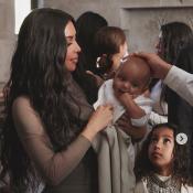 """Kim Kardashian : Avant """"Psalm"""", elle voulait un autre prénom pour son fils"""