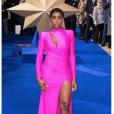 Lashana Lynch, bientôt à l'affiche du prochain James Bond 007. (Juillet 2019).