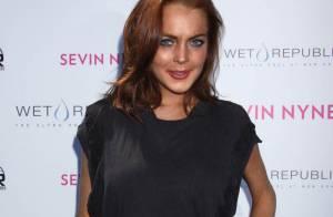 La relation de Lindsay Lohan et Samantha Ronson... parodiée dans un film pour adultes ! Regardez !