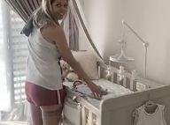 Jessica Thivenin : Le visage de Maylone en partie dévoilé, visite de sa chambre