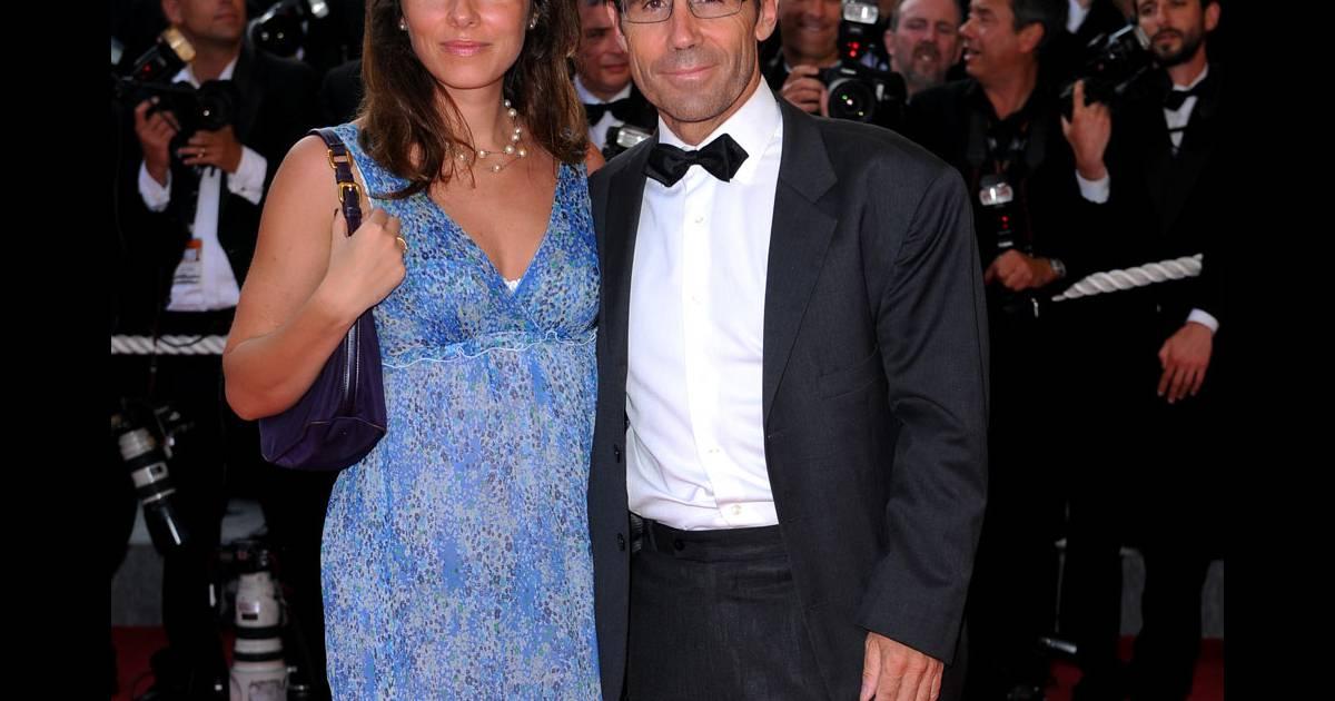 David pujadas et sa compagne ingrid - Sophie jovillard et sa compagne ...