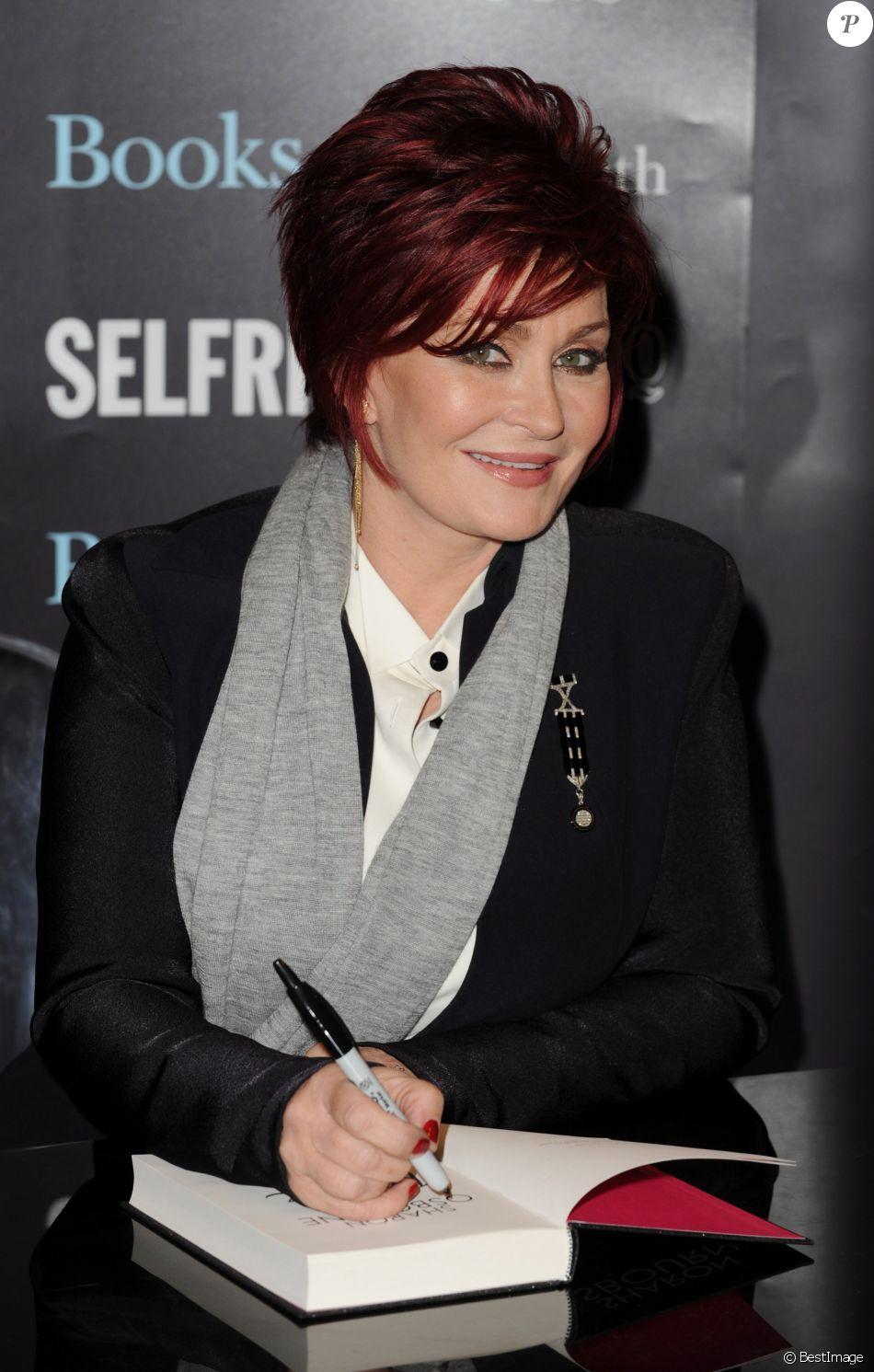 Sharon Osbourne à Londres, le 4 mars 2010.