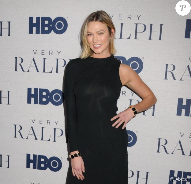 "Karlie Kloss assiste à la projection du documentaire ""Very Ralph"" au Metropolitan Museum of Art. New York, le 23 octobre 2019."