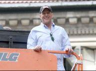 Bruce Willis, un super-fan trop cool de... l'infatigable Paul McCartney qui a mis le feu ! Regardez !