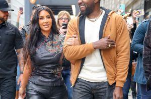 Kim Kardashian et Kanye West : Amoureux et complices pour un grand jour
