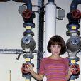 Pascale Roberts photographiée chez elle à Paris le 20 septembre 1966 © Michel Ristroph via Bestimage