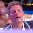 """Matthieu Delormeau dans """"Touche pas à mon poste"""", le 12 septembre 2019, sur C8."""