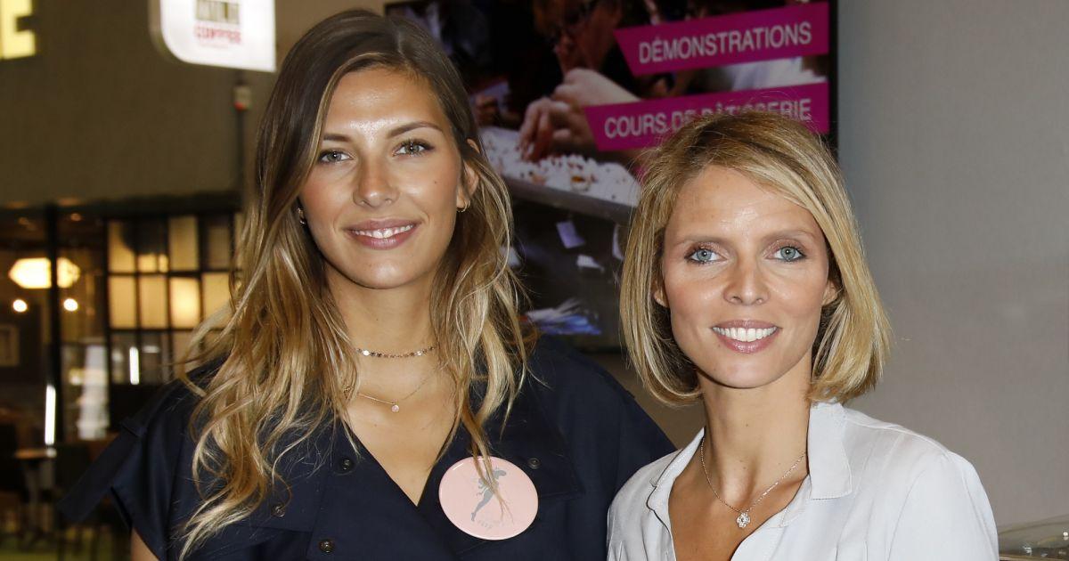 Camille Cerf (Miss France 2015), Sylvie Tellier (Miss France 2002, Directrice générale Miss