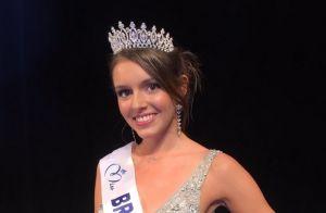 Miss France 2020 : Romane Edern est Miss Bretagne 2019