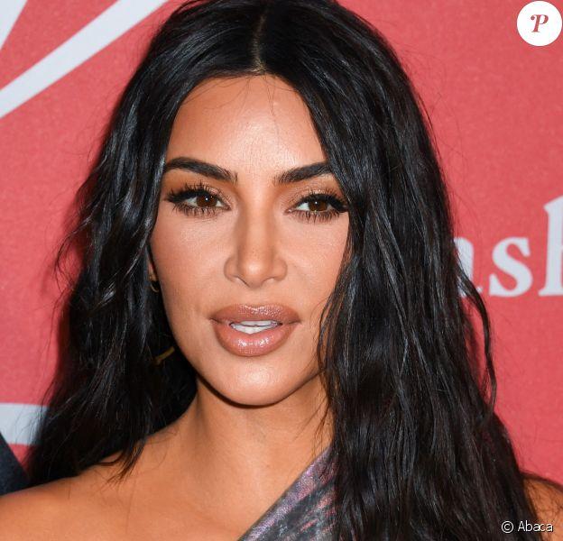 Kim Kardashian assiste à la FGI Night of Stars, au Cipriani Wall Street de New York. Le 24 octobre 2019.