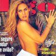 Shauna Sand en couverture d'un magazine espagnol