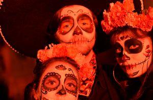 Arielle Dombasle et Julie Depardieu : Complices pour fêter le jour des Morts