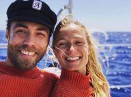"""James Middleton : Nouvelle """"photo de famille"""" avec sa fiancée Alizée"""