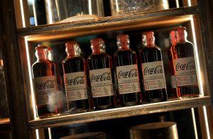 Frédérique Bel, Joy Esther et Alban Lenoir testeurs des nouveaux cocktails Coca