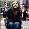 La jeune comédienne de 13 ans, Lauren Griggs, sur Instagram, le 17 avril 2018. Alors qu'elle débutait une carrière à Broadway, l'adolescente serait décédée des suites d'une violente crise d'asthme le 5 novembre 2019.