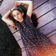 La jeune comédienne de 13 ans, Lauren Griggs, sur Instagram. Alors qu'elle débutait une carrière à Broadway, l'adolescente serait décédée des suites d'une violente crise d'asthme le 5 novembre 2019.