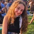 La jeune comédienne de 13 ans, Lauren Griggs, sur Instagram, le 29 septembre 2019. Alors qu'elle débutait une carrière à Broadway, l'adolescente serait décédée des suites d'une violente crise d'asthme le 5 novembre 2019.