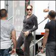 Pour commencer les répétitions sur le tournage de The Back-Up Plan, Jennifer Lopez a la tenue parfaite : un jogging !