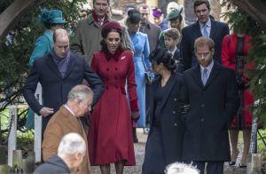 Meghan Markle et Harry absents du Noël royal cette année, ils s'isolent encore