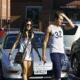 Zac Efron et vanessa Hudgens se baladent à Los Angeles