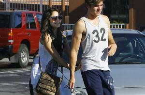 Zac Efron a enfin retrouvé... sa chérie Vanessa Hudgens ! Ouf ! Nous voilà rassurés !