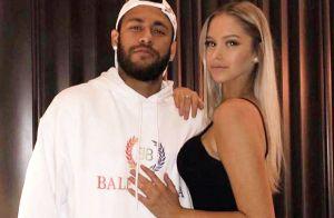 Neymar recasé avec Noa Sáez, un torride mannequin espagnol ?