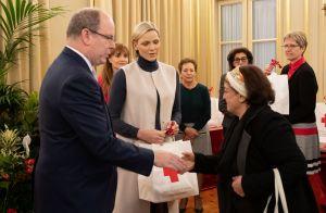 Charlene de Monaco déjà dans l'esprit de Noël avec le prince Albert