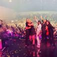 Jenifer sur Instagram le 16 novembre 2019.