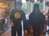 Victoria Beckham : Déchaînée sur un tube des Spice Girls avec l'un de ses fils