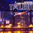 """Tiago Eusebio lors de la première demi-finale d'""""Incroyable Talent 2019"""", le 26 novembre, sur M6"""