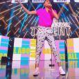 """Damien Kaym lors de la première demi-finale d'""""Incroyable talent 2019"""", le 26 novembre, sur M6"""