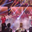 """Gospel Walk lors de la première demi-finale d'Incroyale talent 2019"""", le 26 novembre 2019, sur M6"""
