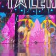 """Lolito & Ronald lors de la première demi-finale d'""""Incroyable talent 2019"""", le 26 novembre, sur M6"""