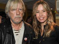 Renaud et Romane Serda complices et en forme pour le concert de Dave