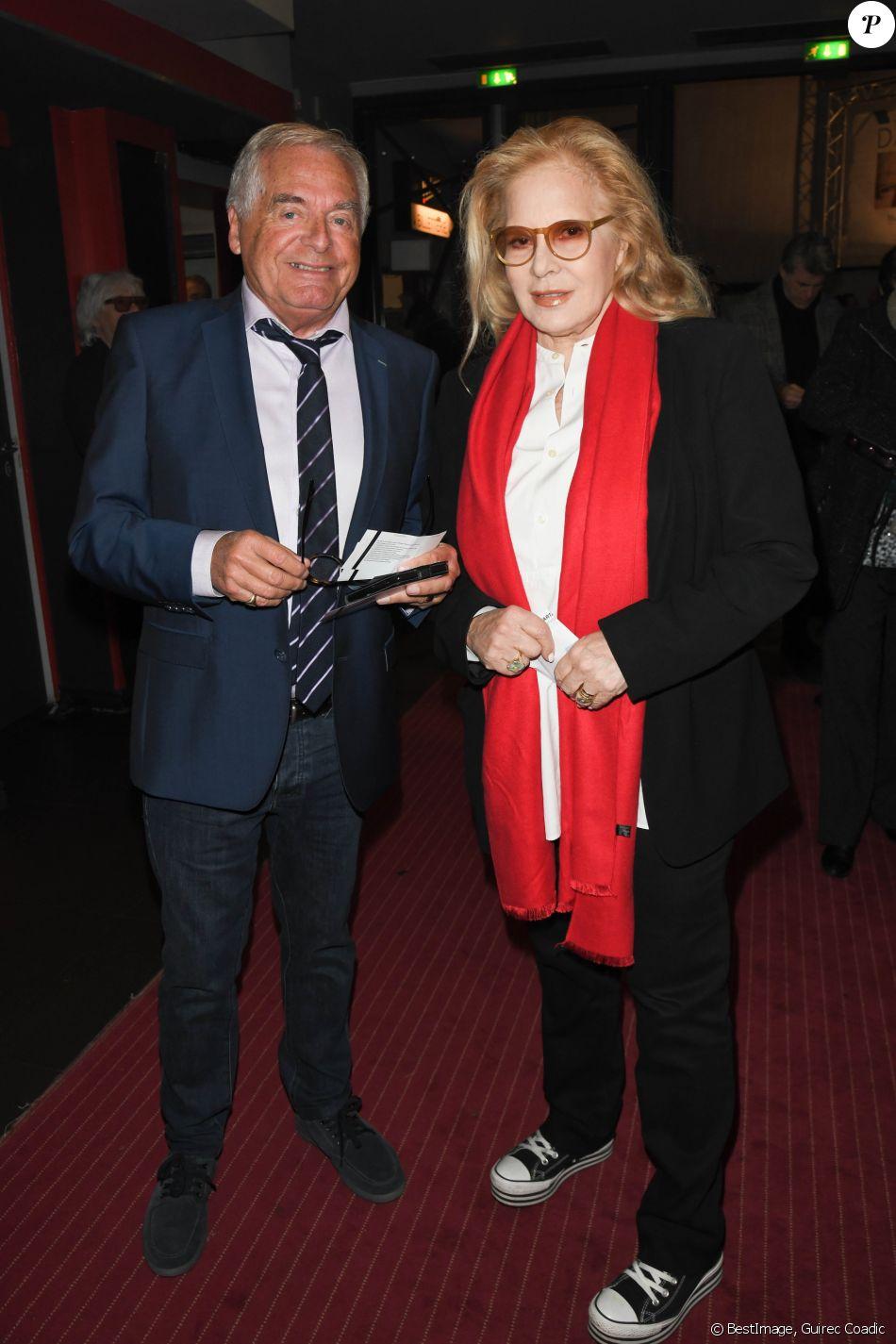 Exclusif Michel Habert Et Sylvie Vartan People Au Concert De Dave A Bobino A Paris Le 18 Novembre 2019 C Coadic Guirec Bestimage Purepeople