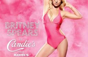Britney Spears nous dévoile le sensuel spot publicitaire Candie's... Elle est superbe, regardez !