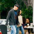 Channing Tatum et Jenna Dewan sortent d'un petit déjeuner chez Sweet Butter Kitchen à Studio City le 31 mai 2017.