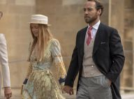 James Middleton donne un aperçu de son futur mariage avec la Française Alizée