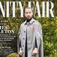 """James Middleton en couverture du magazine """"Vanity Fair Espagne"""", en novembre 2019."""