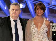 Pierre Ménès et sa femme Mélissa Acosta, en transparence, brillent à Marrakech