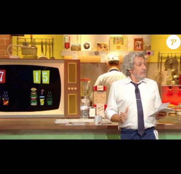 """Capture d'écran """"Burger Quiz"""""""